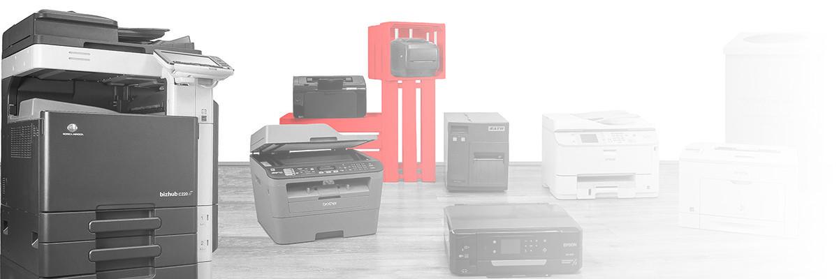 La teva botiga de consumibles per a impressores